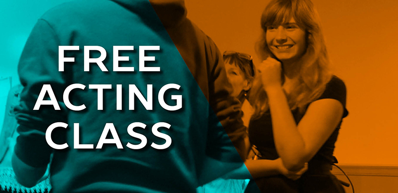 VAD Arts, Acting for Film and TV, Acting Classes, Victoria Academy of Dramatic Arts, Ramsey Fendall, Acting Training, demo reels, camera training, part-time acting class, acting workshop, free acting class